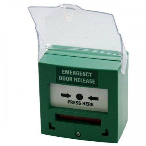 CP-32, 2 Contact Resettable Emergency Exit Button