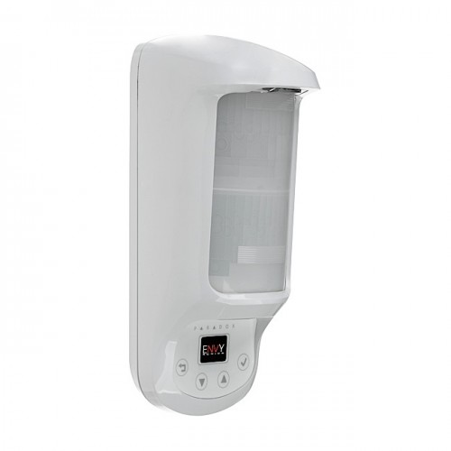 NVX-80, Paradox Outdoor / Indoor Anti-Mask MW Advanced Technology Motion Detector