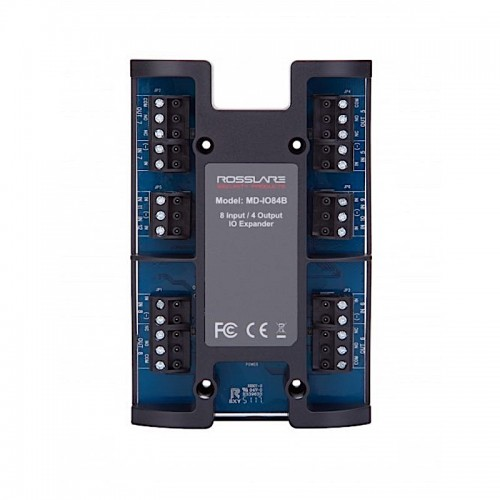 MD-IO84-B, Rosslare 8 Inputs 4 Output Expansion Modules for AC-425IP-B Panels
