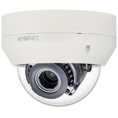 HCV-7070R 4MP Wisenet HD+ Outdoor Dome Camera