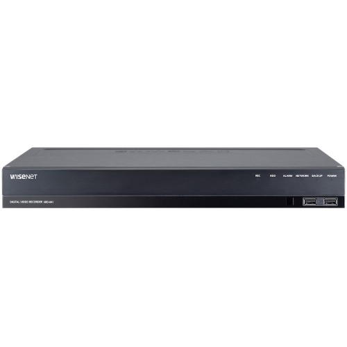 HRD-841, 8Channel Real Time 4MP AHD DVR