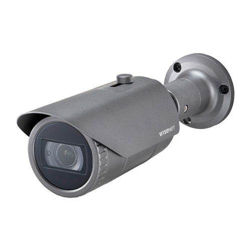 QNO-8080R, 5 MP Network IR Bullet Camera with Motorized Varifocal Lens