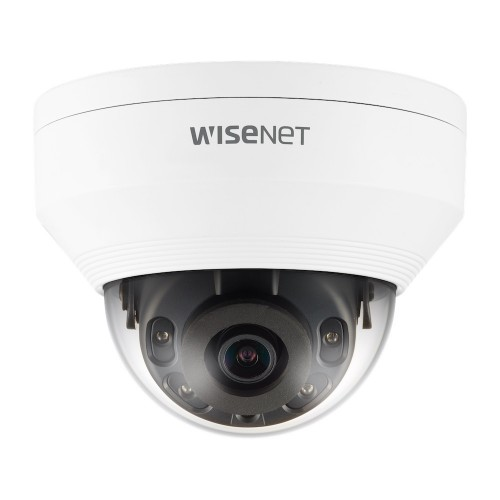 QNV-6022R, 2MP Network IR Vandal Resistant Dome Camera with 4mm Lens