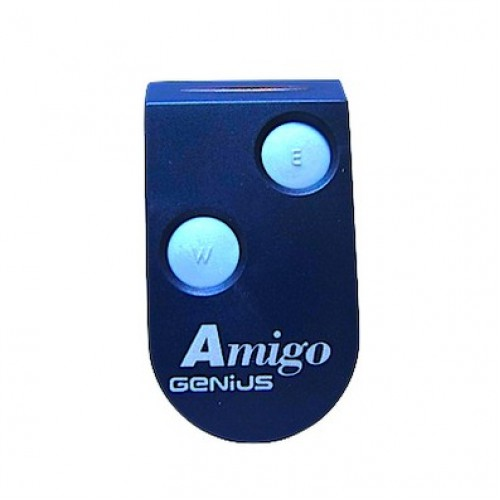 AS500-2, 2 Channel Remote Control