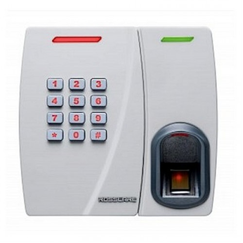 AYC-W6500, Fingerprint, Contactless Card Reader and Keypad