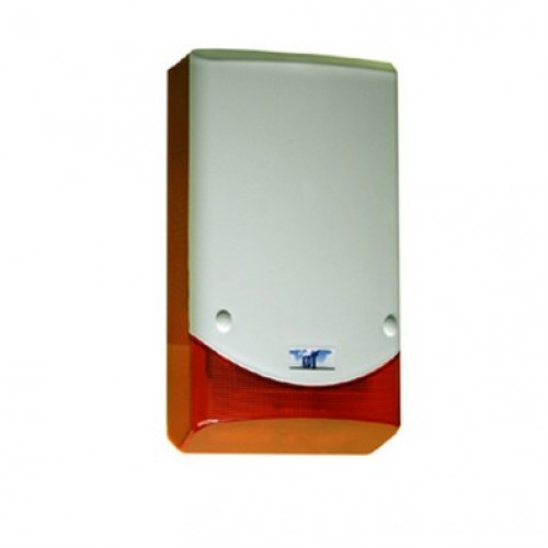 PS-128H, External Siren, Flasher, Led, Tamper Protected