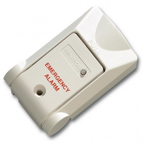 3040W, Sentrol Emergency Button with Led Indicator